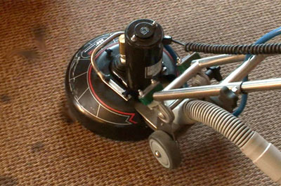 RX-20 Rotary Carpet Cleaning