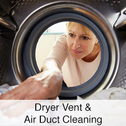 Dryer Vent & Air Duct Cleaning